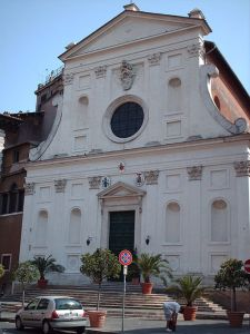 Church of Santo Sprito in Rome