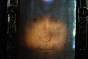 Veil of Manoppello Photo: Paul Badde