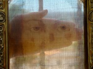 Gossamer-thin veil of Manoppello Photo by Paul Badde