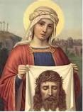 St. Veronica, model of reparation to The Holy Face