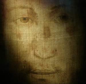 Holy Face of Manoppello, Italy Photo: Paul Badde