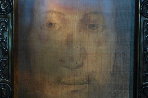 The Holy Face of Manoppello in Italy, Photo: Paul Badde