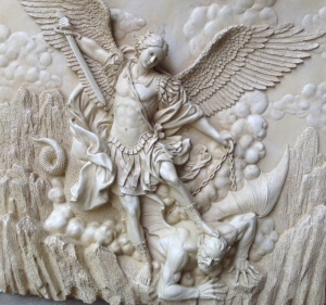 """""""Who is like God?"""" -- St. Michael the Archangel"""