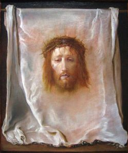 Veil of Veronica C. 1618-22 National Gallery