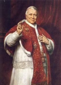 Bl. Pope Pius IX