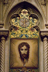 Altar of The Holy Face, St. Patrick's Cathedral, New York