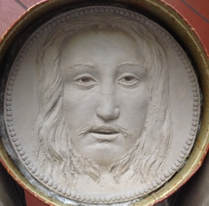 Volto Santo of sculptor Cody Swanson