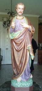 Restored St. Joseph