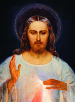 """This Mercy of God, which has a concrete face, the Face of Jesus, the Risen Christ."" --Pope Francis"