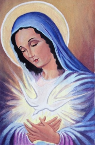 Mary, Spouse of the Holy Spirit