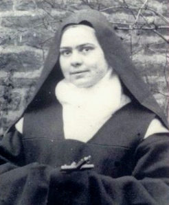 Discalced Camelite Nun - St. Elizabeth of The Trinity