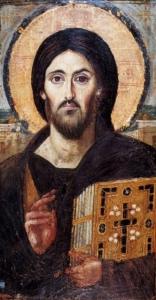 Christ Pantocrator, St. Catherine Monastery,