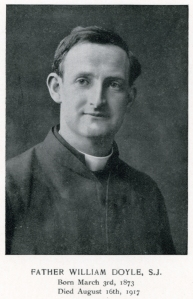 Military Chaplain for the 8th Royal Irish Fusiliers WWI