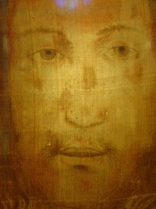 Holy Face of Manoppello, Italy Photo: Paul Badde
