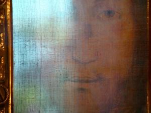 Miraculous Holy Face Veil of Manoppello Photo: Paul Badde