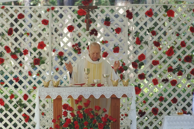 Mass of the Roses from 2014: Fr. Vic Messina presiding