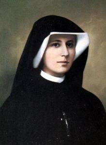 "St. Faustina ""Apostle of Mercy"""