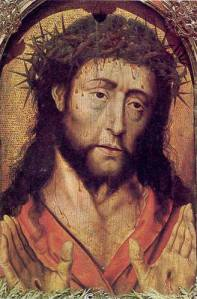 Image of the Holy Face of Jesus that captivated St. Teresa