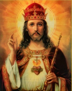 "Jesus Christ King of the Universe...""and living face of the Father's Mercy.""--Pope Francis"