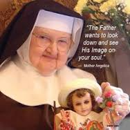Mother Angelica and Jesus