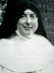 Mother Marie des Douluers, Foundress of the Benedictines of Jesus Crucified