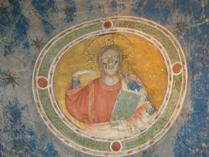 Face of Jesus in Assisi photo: Paul Badde