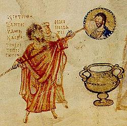 Byzantine iconoclasm 9th Century