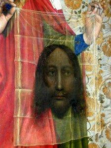 Veronica's Veil Flemish 15th Century