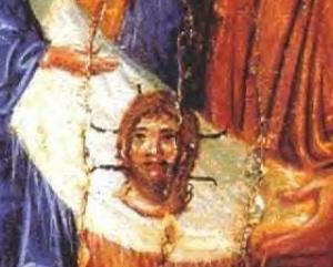 The Mandylion of Edessa