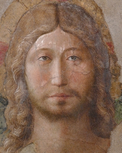 Face of Jesus Christ, Bl. Fra Angelico c. 1446-47