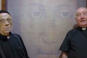 Archbishop Edmond Farhat and Mons. Americo Ciani, Photo: Paul Badde