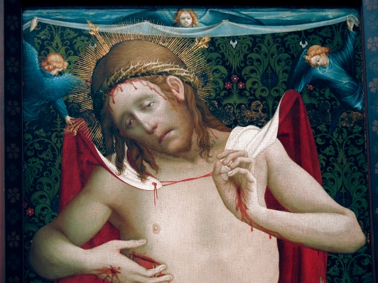 Ecce Homo - Meister Francke 1435