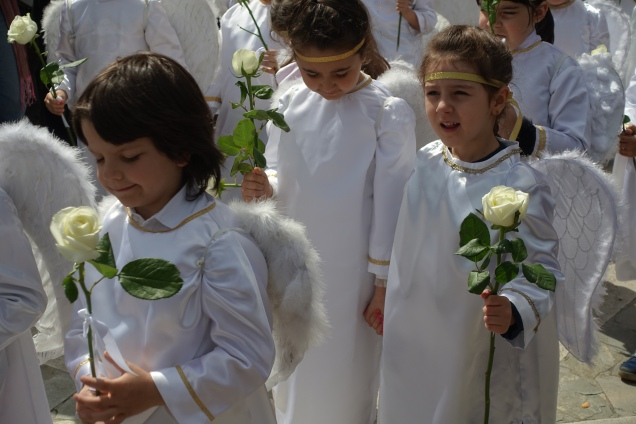 """""""Il Volto Santo"""" Procession"""